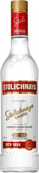 Stolichnaya Wodka 0,5 Liter