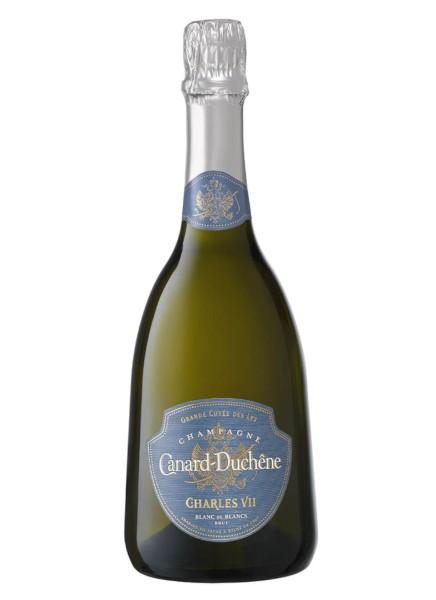 Canard-Duchêne Champagner Grande Cuvée Charles VII Blanc de Blancs 0,75 Liter