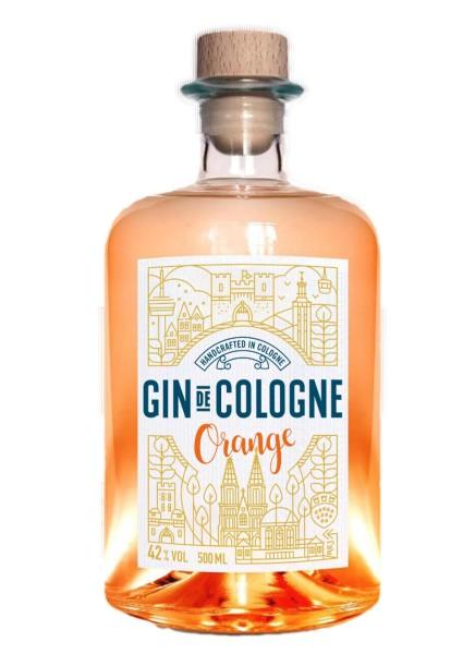 Gin de Cologne Orange 0,5 Liter
