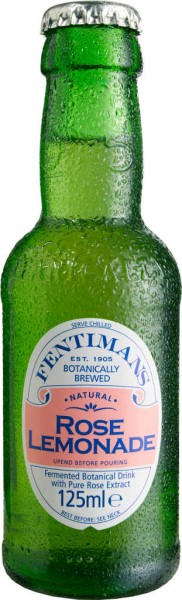 Fentimans Rose Lemonade 0,125l