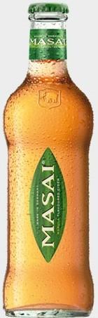 Masai Flavoured Cider 0,33 l
