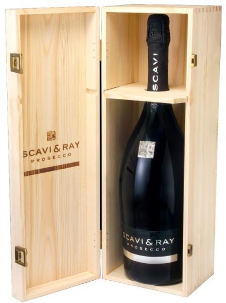 Scavi & Ray Prosecco Spumante 3 Liter Doppelmagnum