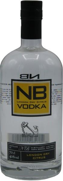NB London Dry Citrus Vodka 0,7l