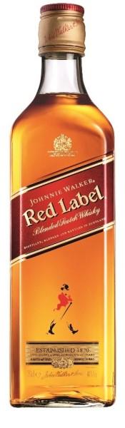 Johnnie Walker Whisky Red Label 0,7l