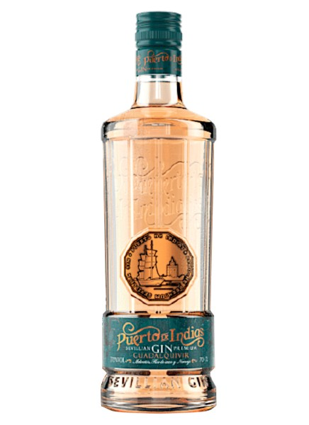 Puerto de Indias Gin Orange Blossom & Peach 0,7 Liter