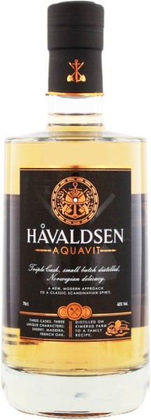 Havaldsen Aquavit Triple Cask 0,7l