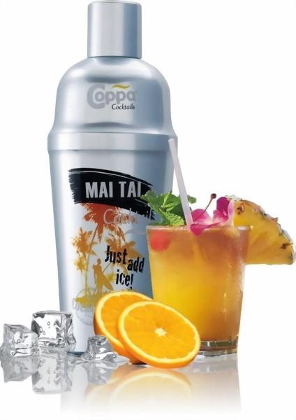 Coppa Fertig-Cocktail Mai Tai 15% 0,7 Liter