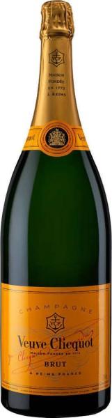 Veuve Clicquot Brut Champagne Jeroboam 3 Liter