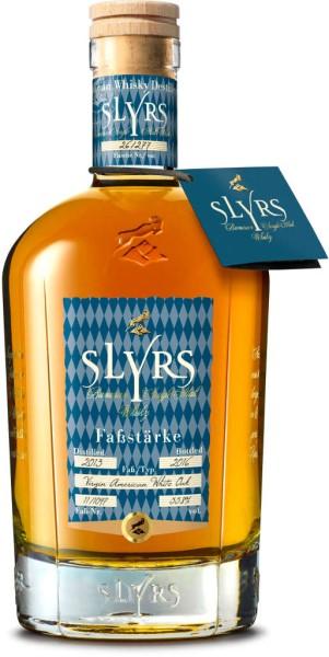 Slyrs bavarian single malt fassstarke
