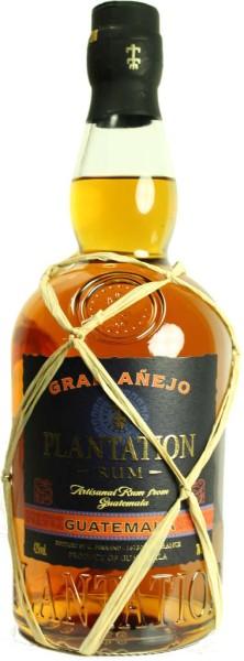 Plantation Guatemala Gran Anejo Rum 0,7 Liter - 4 Jahre