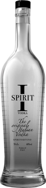 I Spirit Vodka 1 Liter