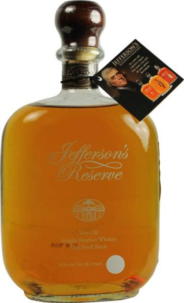 Jeffersons Bourbon Whiskey Reserve 0,7l