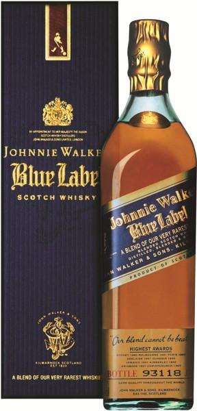 Johnnie Walker Blue Label 0,2 Liter