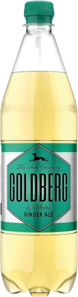 Goldberg Ginger Ale 1 Liter