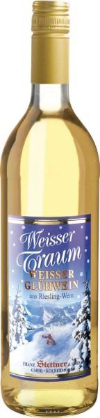 Weißer Traum Rieslinger Glühwein 0,75l