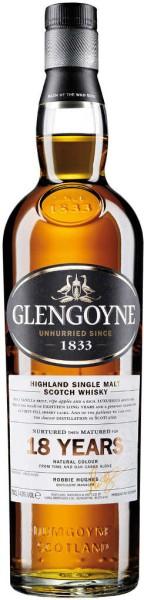 Glengoyne Whisky 18 Jahre 0,7l