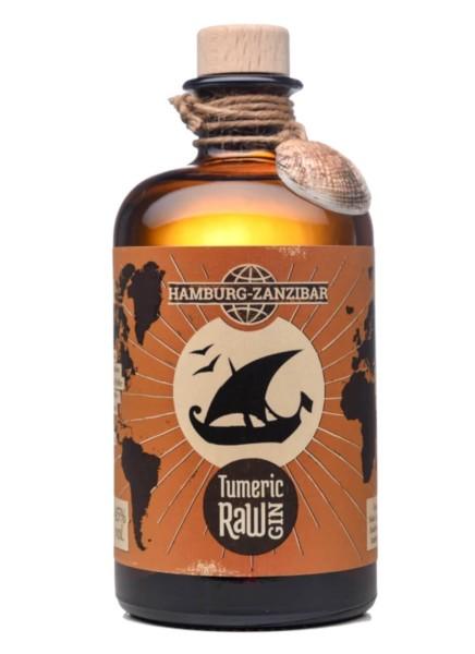 Hamburg-Zanzibar Tumeric Raw Gin 0,5 Liter