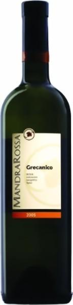 Grecanico di Sicilia IGT - Cantine Settesoli, Linie Mandrarossa Weißwein 0,75l