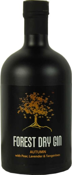 Forest Dry Gin Autumn 0,5l