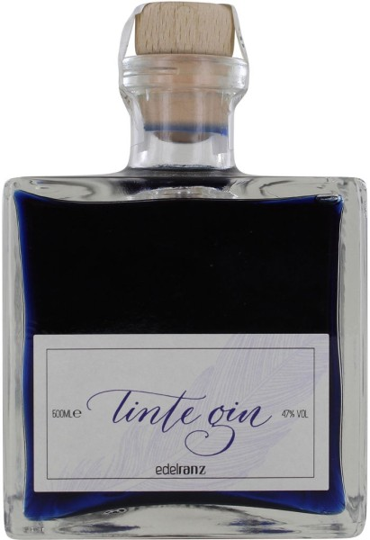 Tinte Gin 0,5l