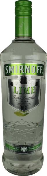 Smirnoff Vodka Twist Lime 1l