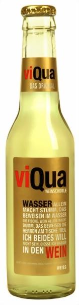 Viqua Weinschorle Weiß 0,275 l