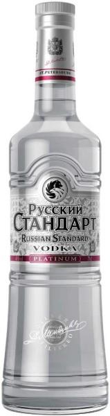 Russian Standard Platinum 0,7 Liter