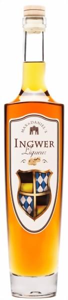 Max & Daniel's Ingwer Liqueur 0,5 l
