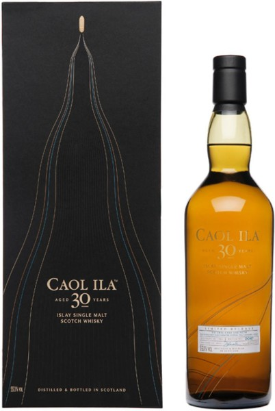 Caol Ila Whisky 30 Jahre Special Release 2014 0,7l