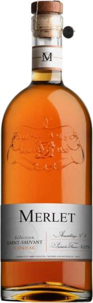 Merlet Cognac Saint Sauvant 0,7l