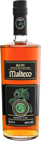 Malteco Ron 15 Jahre