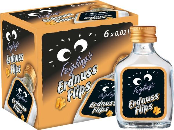 Erdnuss Flips Fancy Feigling 6er Pack