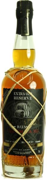 Plantation Guatemala Extra Old Reserve Rum 0,7l
