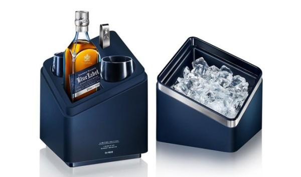 Johnnie Walker Blue Label Porsche Design Mini Cube