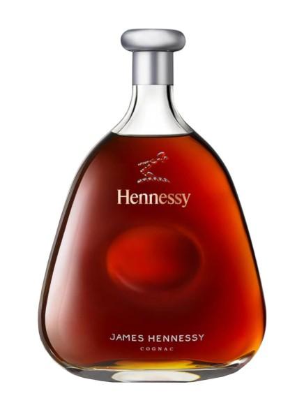 Hennessy James Cognac in Geschenkpackung 1 Liter