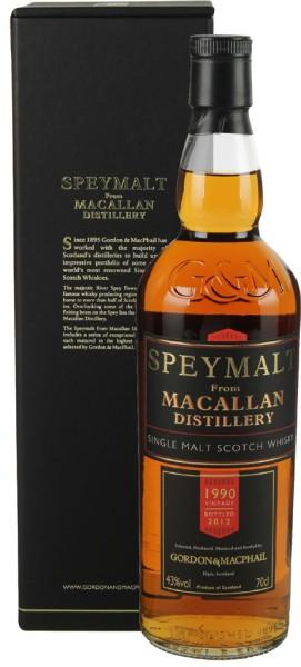 The Macallan 1990 Speymalt