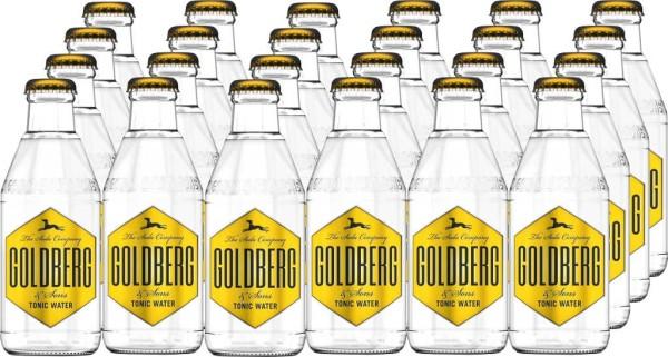 Goldberg Tonic Water 24er