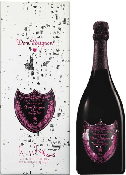 Dom Perignon Rose Champagner 2004 by Michael Riedel