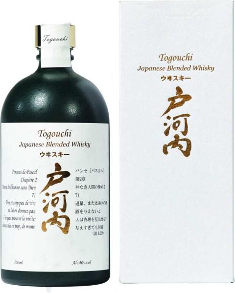 Togouchi Premium Japanischer Whisky