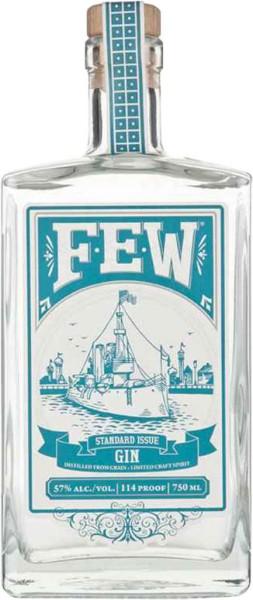 Few Gin Standard Issue Navy Strength Gin 0,7l