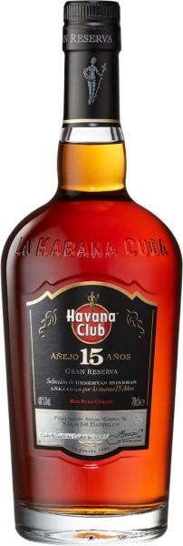 Havana Club Ron de Cuba 15 Jahre
