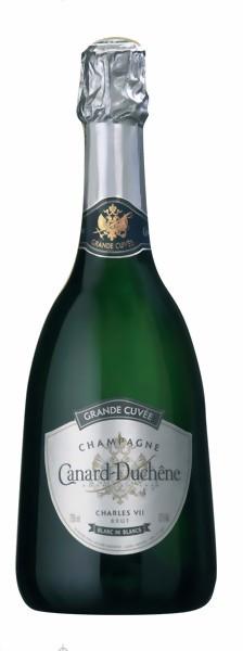 Canard Duchene Champagner Grande Cuvée Charles VII Blanc de Blancs 0,75 Liter