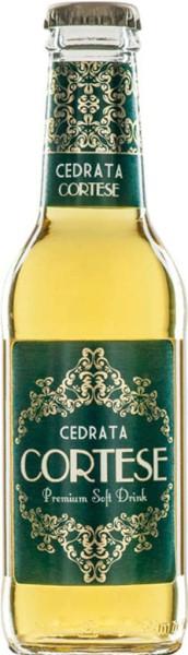 Cortese Premium Soft Drinks Cedrata 0,2l