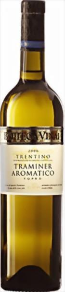 Tramino Aromatico Trentino DOC - Bottega Vinai