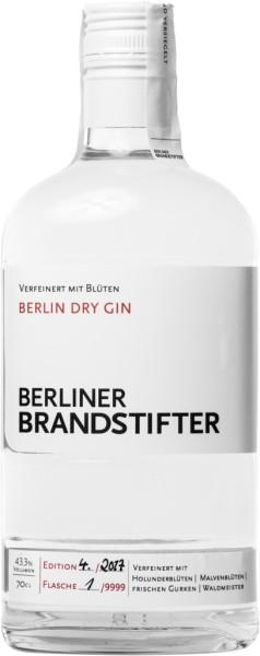 Berliner Brandstifter Gin 0,7 Liter