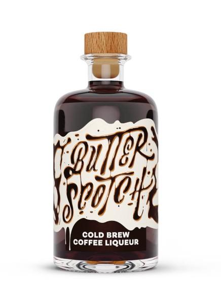Butterscotch Original Cold Brew Coffee Likör 0,5 l