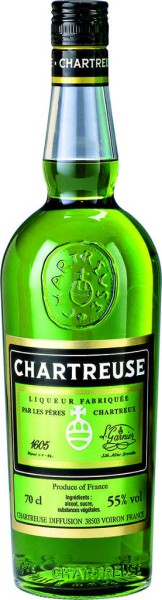 Chartreuse grün 0,7 l