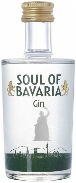 Soul of Bavaria Gin Mini 5cl