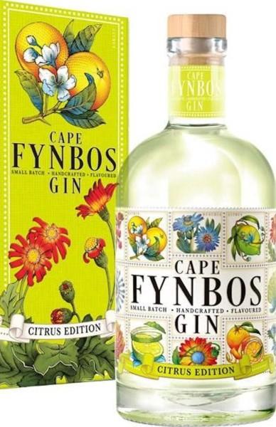 Cape Fynbos Gin Citrus Edition 0,5 Liter