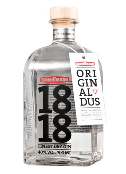Schmittmann 1818 Dry Gin 0,7l
